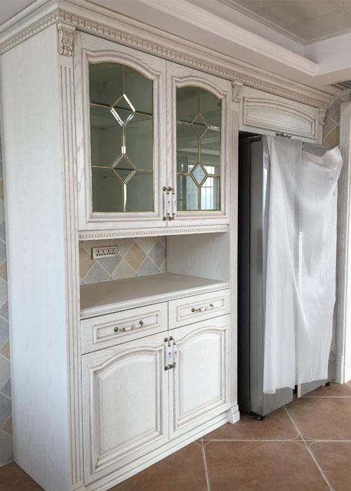 唐山划算的整体衣橱,认准米果家具-优质的整体衣柜定制安装