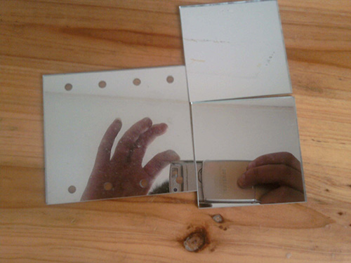 亚克力板镜子厂家|为您推荐顺泽有机玻璃品质好的亚克力镜片