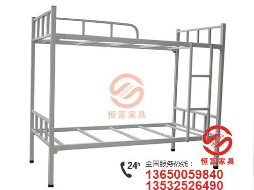 学生用铁床价格_供应恒富家具热销的铁床