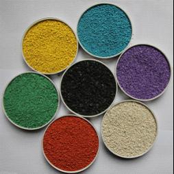 EPDM颗粒材料批发,广州舒瑞体育供应合格的EPDM彩色橡胶颗粒