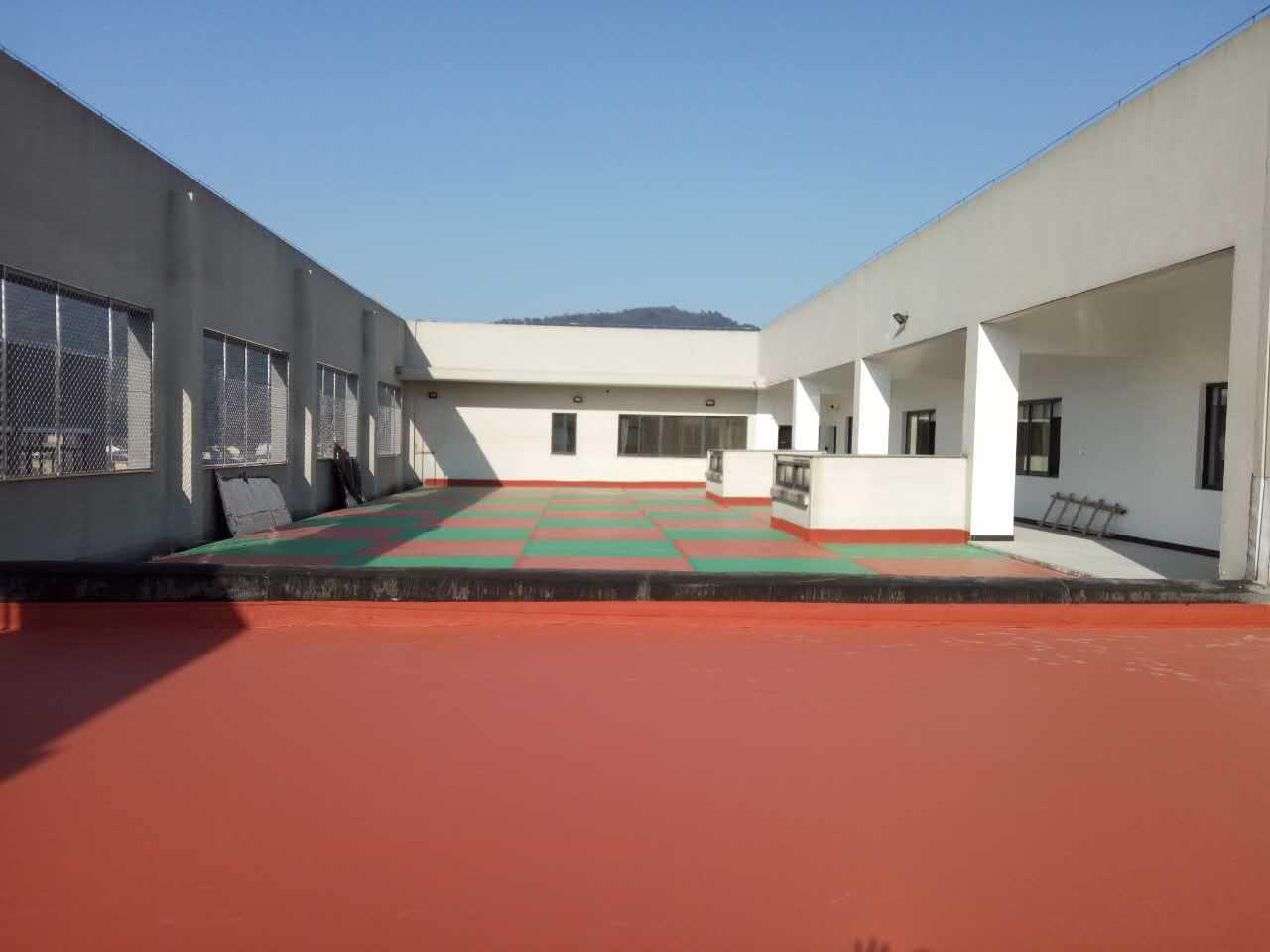 硅pu运动材料品牌 广东地区专业的硅pu球场材料