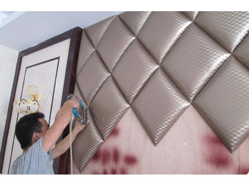 果洛软包背景墙-甘肃知名的软包背景墙供应商