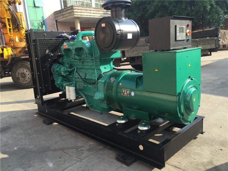 供应康豪发电机专业的200KW康明斯柴油发电机组——东莞200KW康明斯柴油发电机组