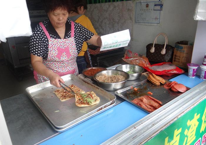 山东华人餐饮专业提供湖北华人掉渣饼加盟,掉渣饼加盟价格