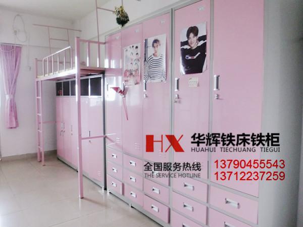 宿舍铁床加工厂家_买优惠的广东学生公寓床来