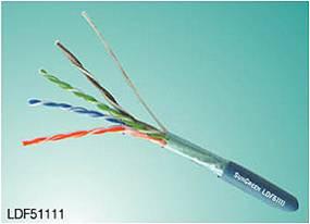 专业的超五类屏蔽网线|西安区域有品质的非屏蔽4对双绞线