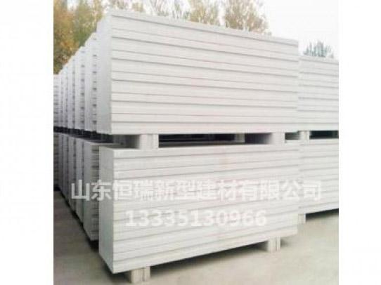 砂加气墙板,恒瑞新型建材优惠的砂加气墙板【供应】