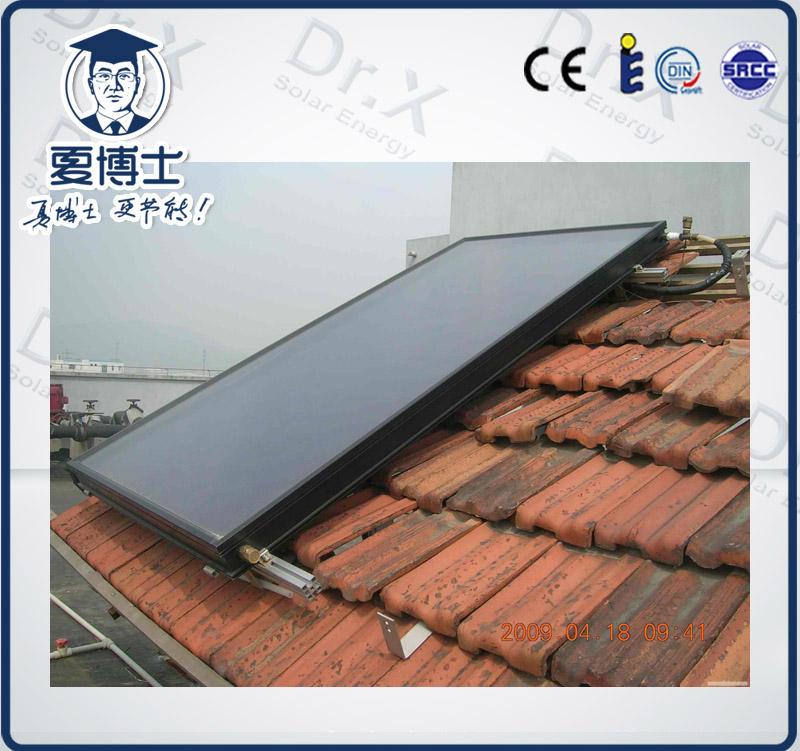 要买销量好的夏博士蓝钛平板太阳能集热器就来夏博士新能源_平板太阳能热水器