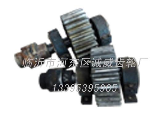 想買優惠的鑄鋼配件,就來誠威齒輪廠_各類山東大齒輪廠家