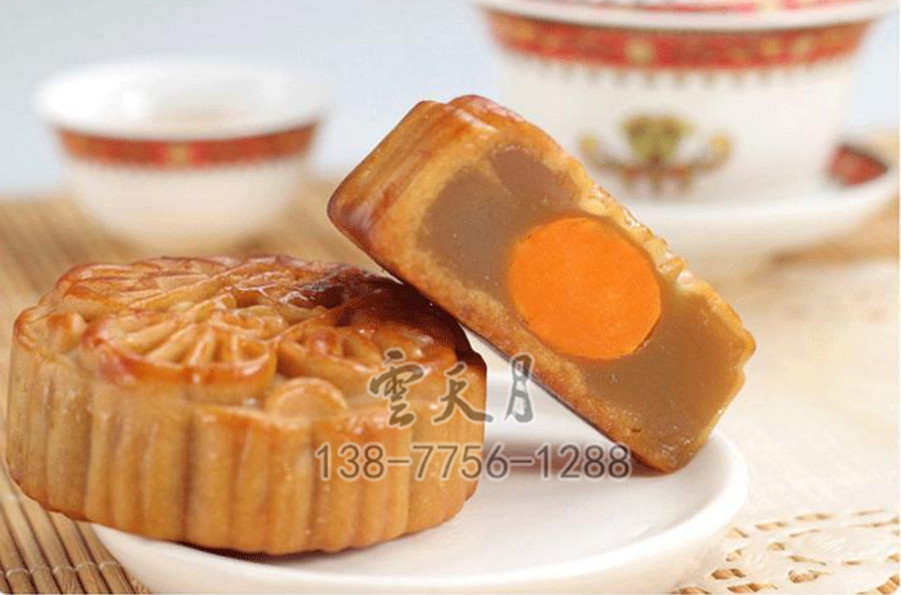 云天月月餅廠|廣西月餅供應商推薦