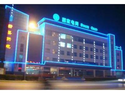 白银楼宇亮化_兰州中艺提供有创意的楼宇亮化