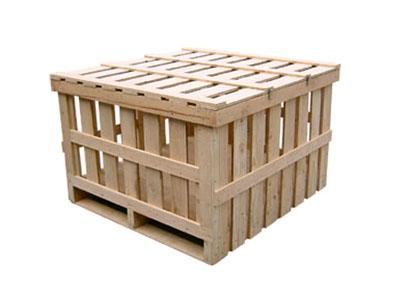 深圳超市专用木箱-超市专用木箱订做价格