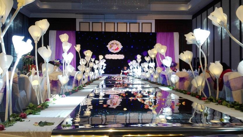 婚礼舞台 海口创意海南婚庆服务婚礼策划公司