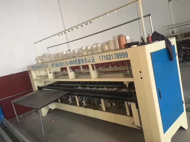沧州明光精密机械供应专业的多针绗缝机_天津多针绗缝机
