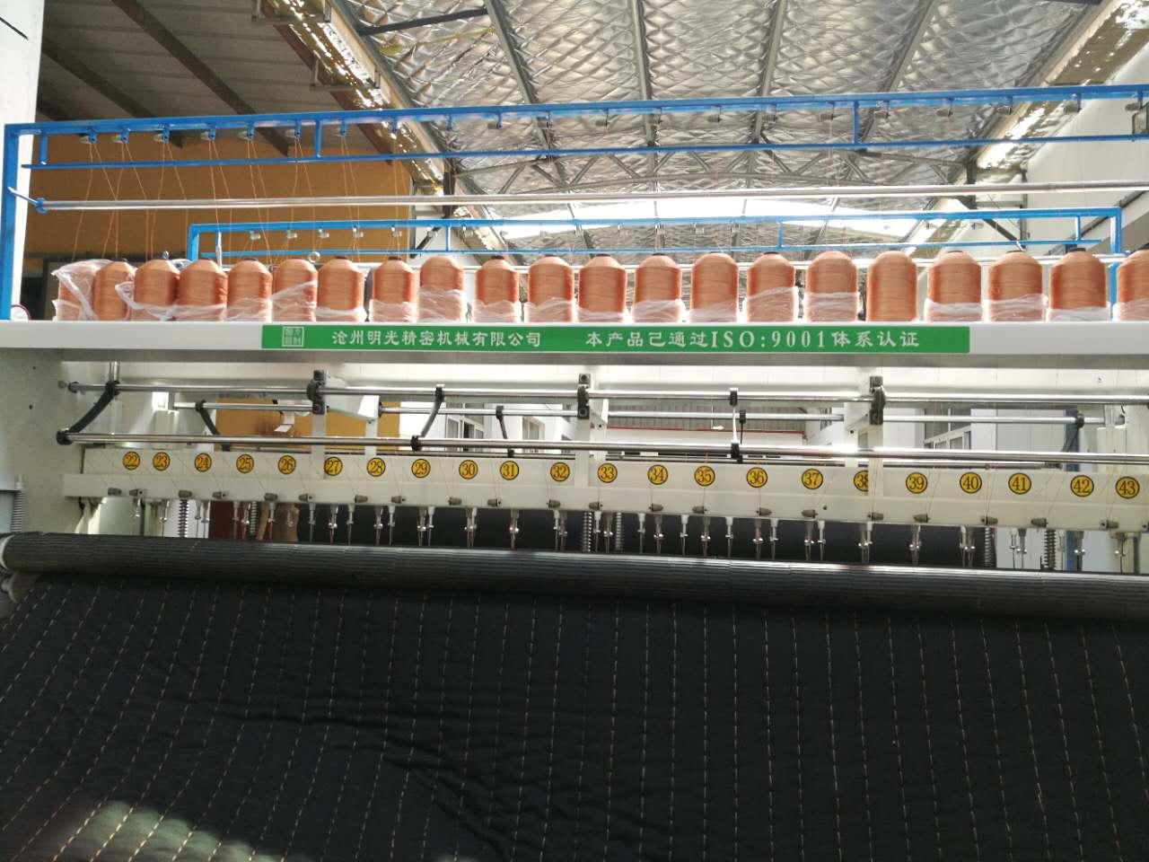 棉被机价格_【实力厂家】生产供应三米双排棉被机