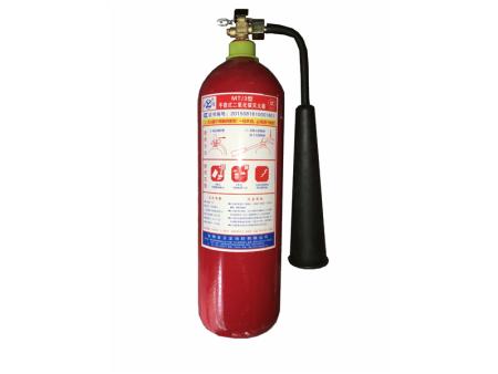 消防器材之灭火器:基础灭火器种类