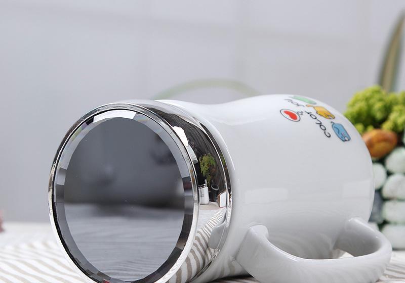優質的陶瓷杯_買設計新穎的永德福鏡面陶瓷杯,就到永德福家居