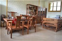 济南楸木家具,烟台楸木家具,晶雅木业