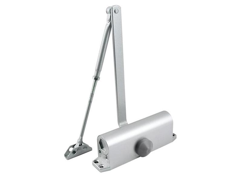 铝合金自动关门器-誉成五金供应质量好的缓冲液压闭门器
