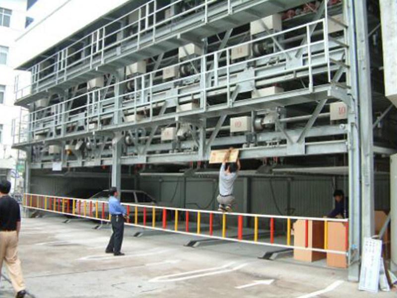 立体停车设备报价_大量供应专业的停车场设备