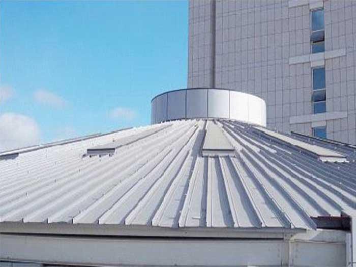 铝镁锰金属屋面专业报价|内蒙古铝镁锰金属屋面厂家