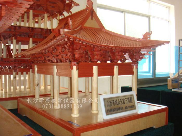 建筑教学模型-不错的古建教学模型哪里有卖