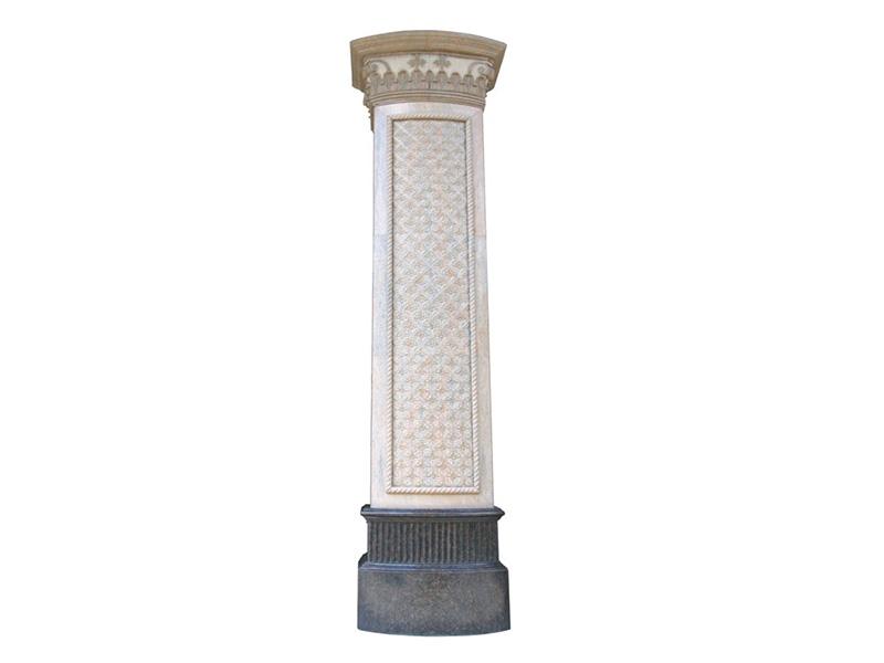 优良的实心圆柱推荐|石材圆柱厂家