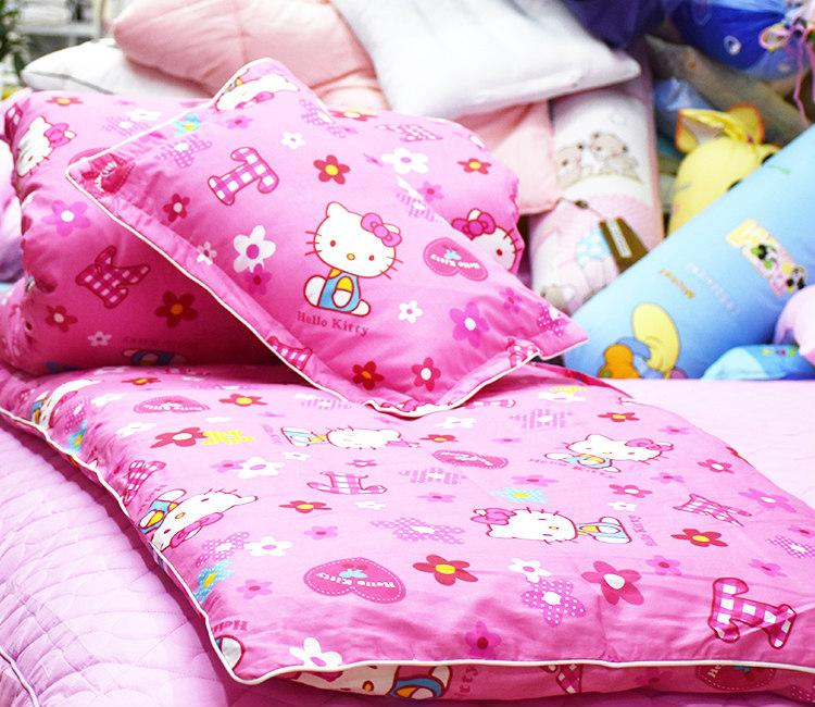 哪里有卖品质好的宜居床上用品儿童三件套 宜居床上用品儿童三件套纯棉布超细丝棉供销