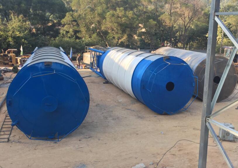 柳州水泥罐厂家-广西靠谱的水泥储存罐出售