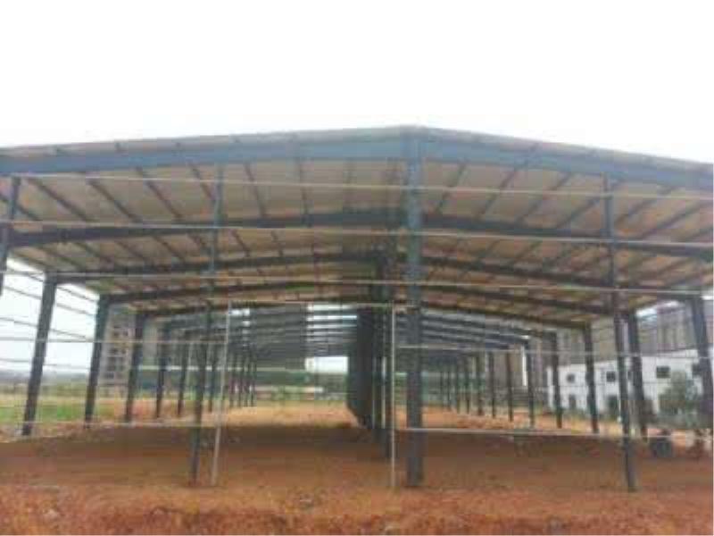 优质钢结构料棚优选嘉创活动房 四川钢结构料棚