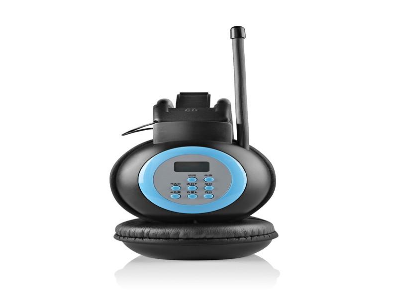 茂名無線耳機|廣東銷量好的BS-238調頻四六級考試專用教學耳機生產廠家