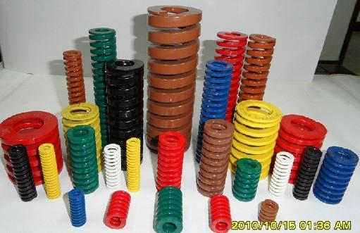沈阳模具弹簧 规模大的模具弹簧系列厂家