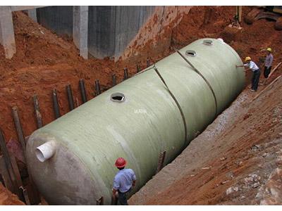兰州化粪池价格-强度高的污水处理设备推荐