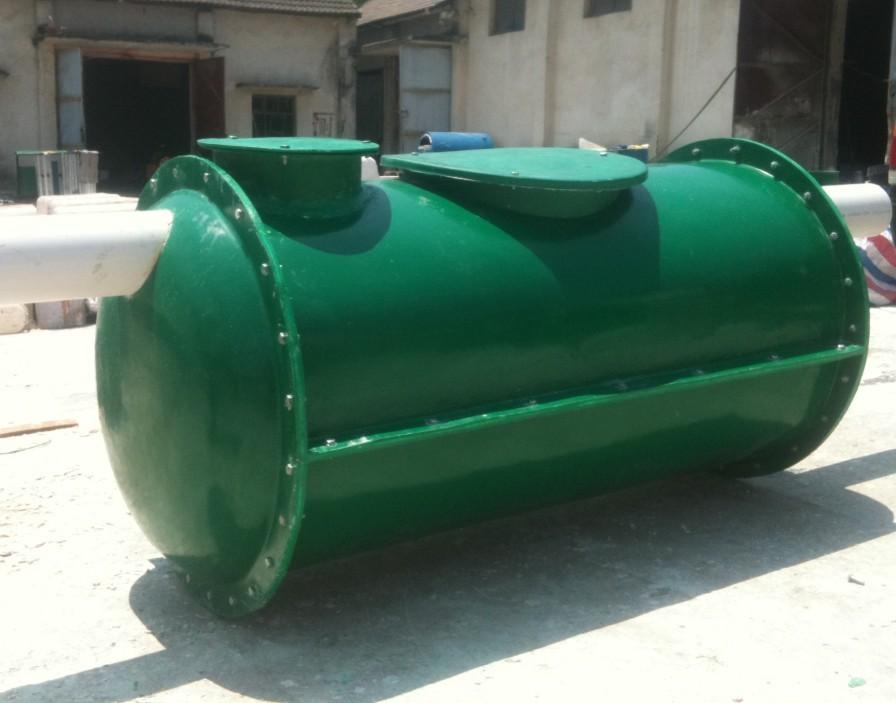 玻璃钢隔油池厂商-玻璃钢隔油池厂家直销