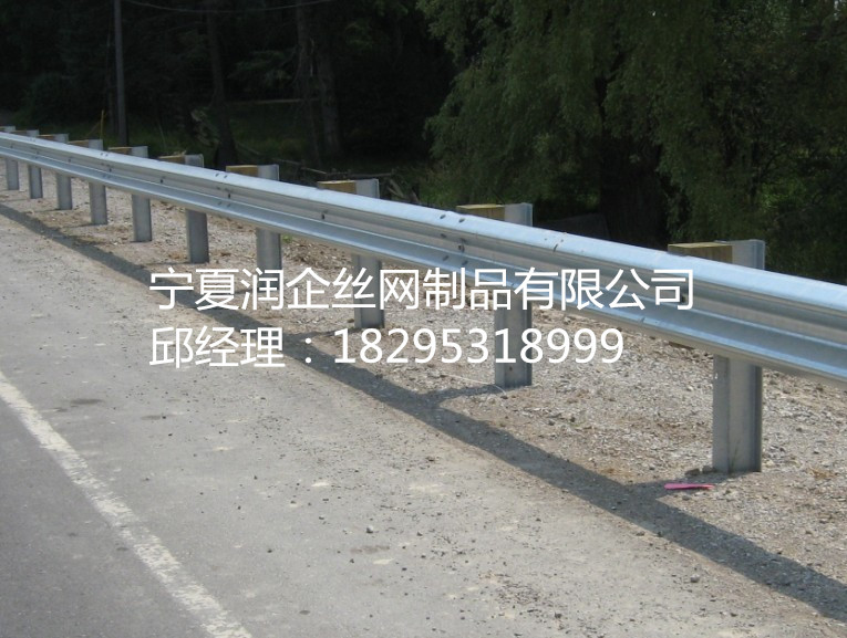 内蒙高速公路护栏网_口碑好的高速公路护栏供应商当属宁夏润企丝网