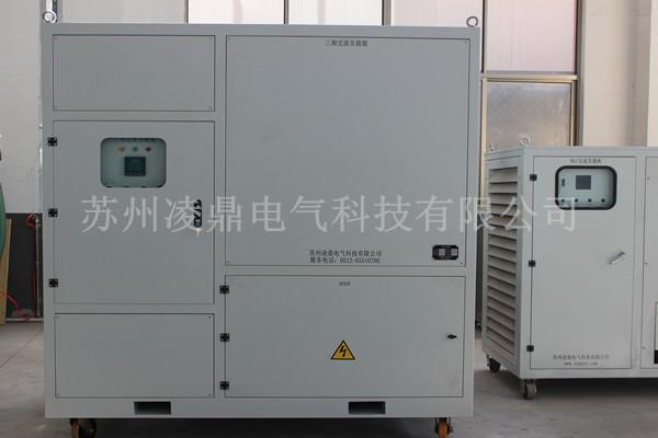 苏州凌鼎电气科技供应全省具有口碑的船用水冷电阻——天津水冷负载