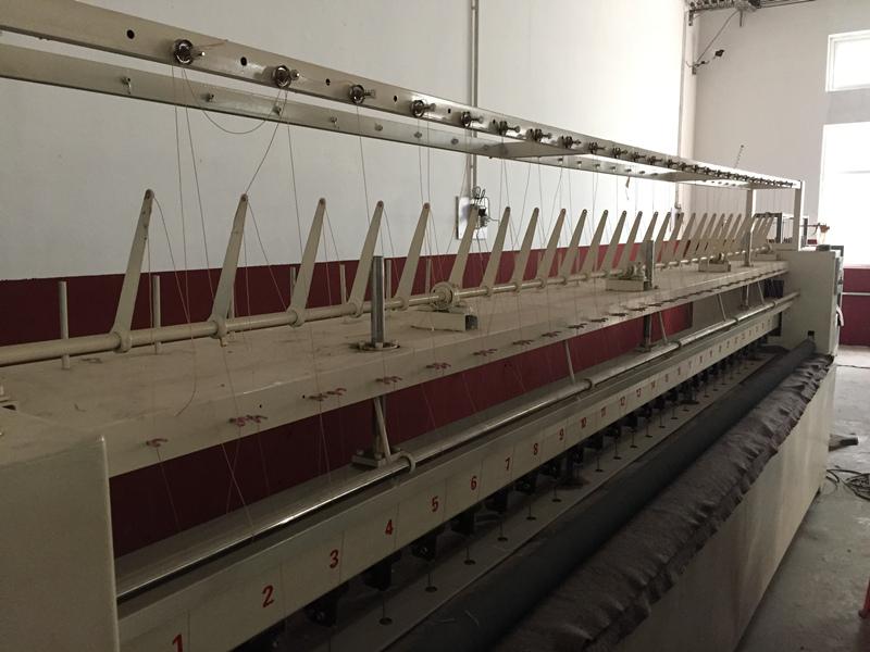 沧州热卖的大棚棉被机出售|棉被机器多少钱一台