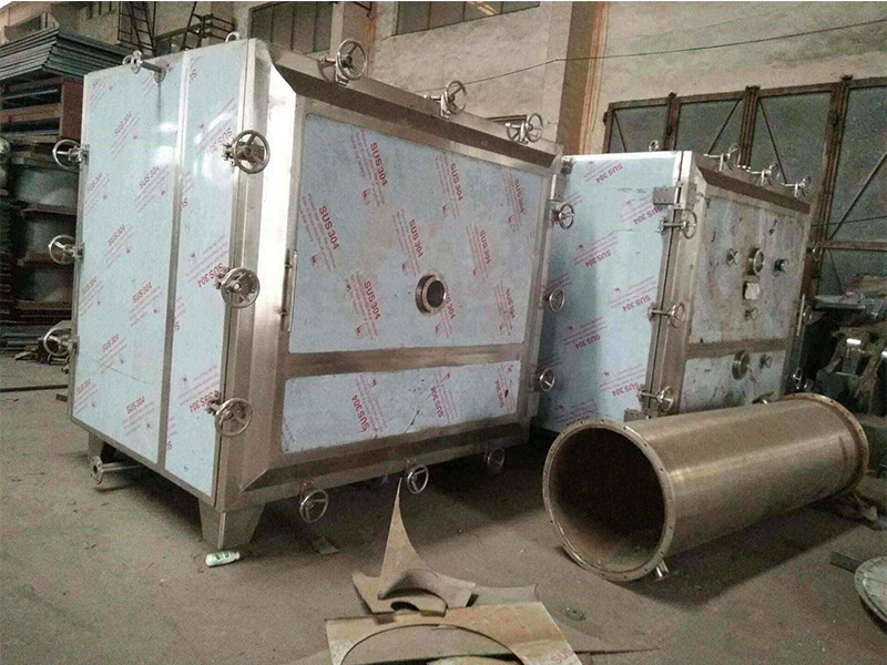 供应江苏厂家直销的真空干燥机——耙式真空干燥机