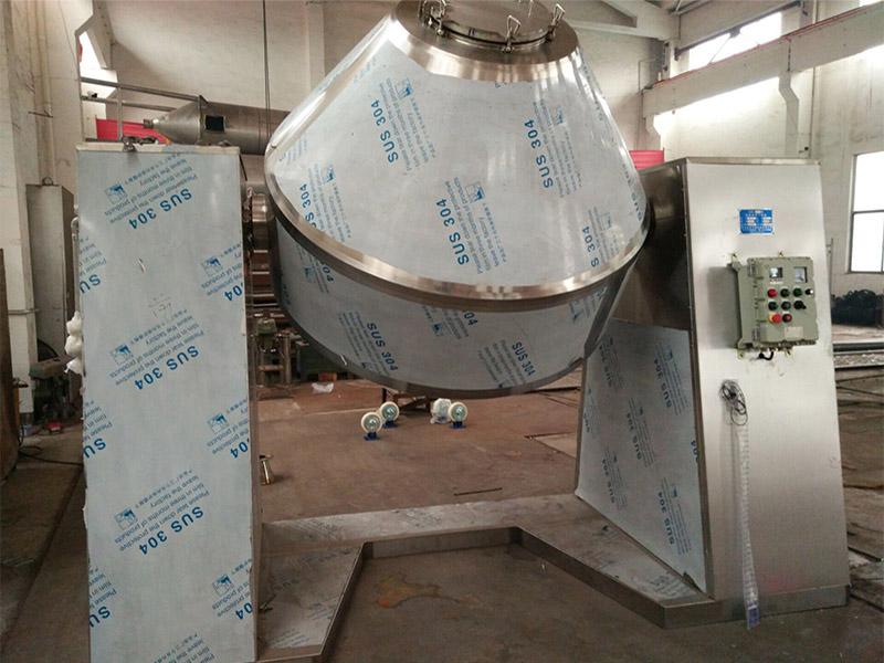 回转真空干燥设备报价 专业真空干燥机推荐