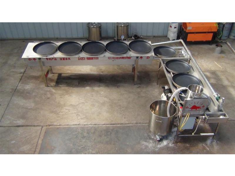升级版半自动凉皮机型号-大量供应有品质的升级版半自动凉皮机
