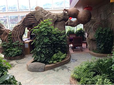 甘肃庭院造景-甘肃荣佳艺术景观工程景观雕塑
