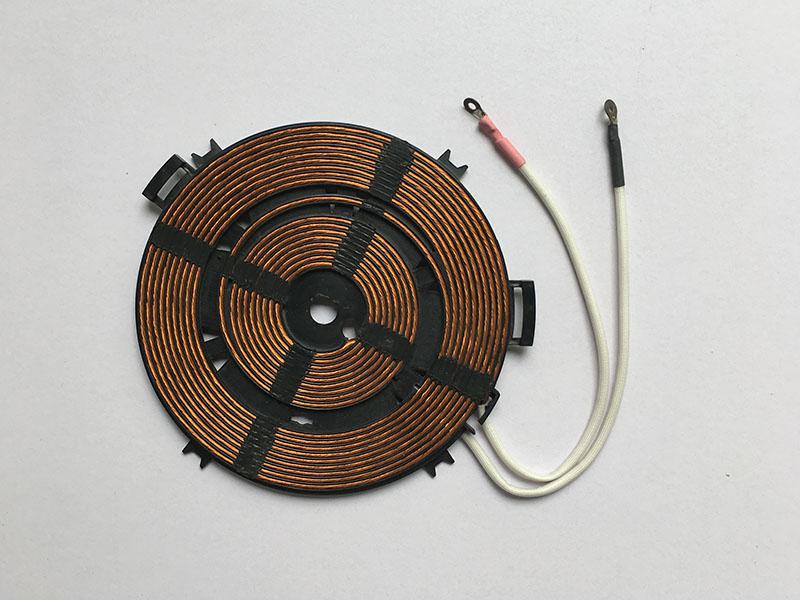 电磁感应线圈公司-想买实用的发热线盘就来肇庆鼎茂机电