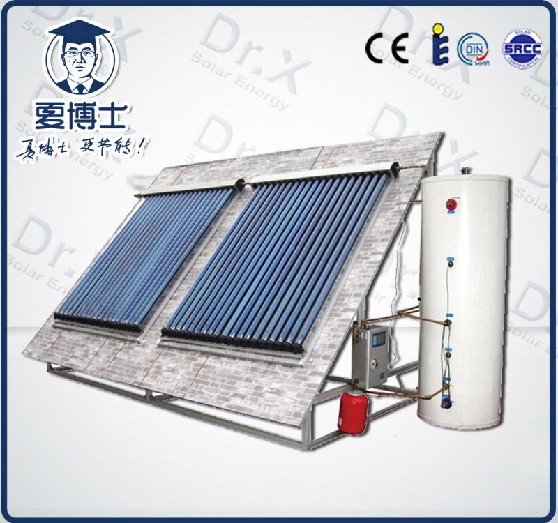 环保的超导热管别墅分体太阳能热水器系统-品牌超导热管别墅分体太阳能热水器系统供应