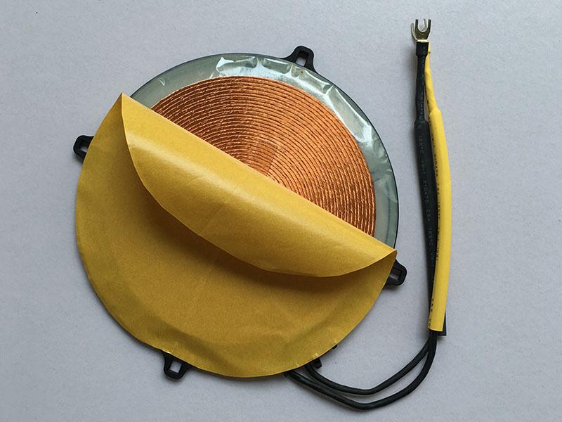 电磁感应线圈厂家批发-肇庆鼎茂机电提供品质好的电磁炉线盘