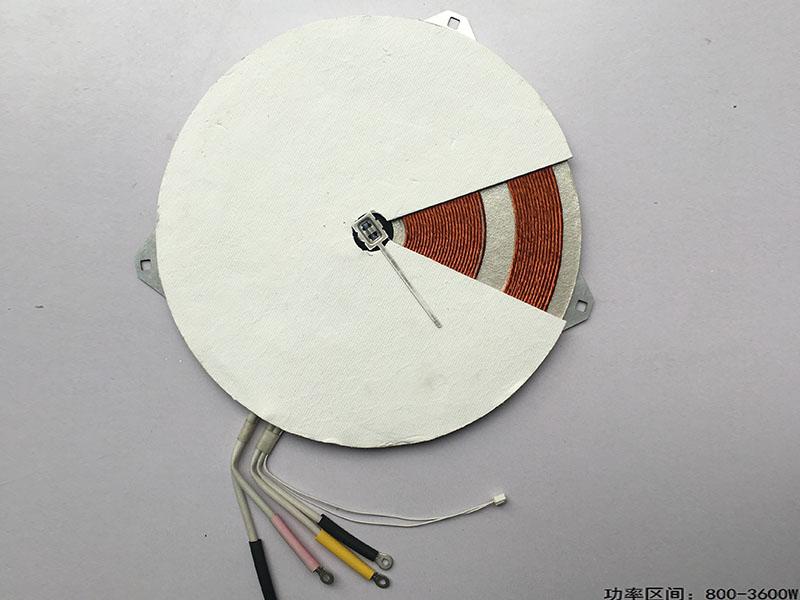 電磁加熱板批發_質量好的電磁爐發熱線圈市場價格