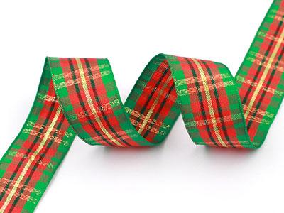 格子带批发-新式的格子带鹭得织带供应
