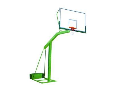 甘肃室内篮球架 选购耐用的篮球架,就来斯波特体育设备设施