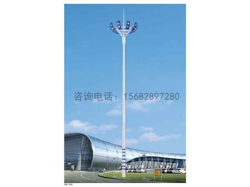 兰州具有口碑的高杆灯厂家推荐,海北高杆灯