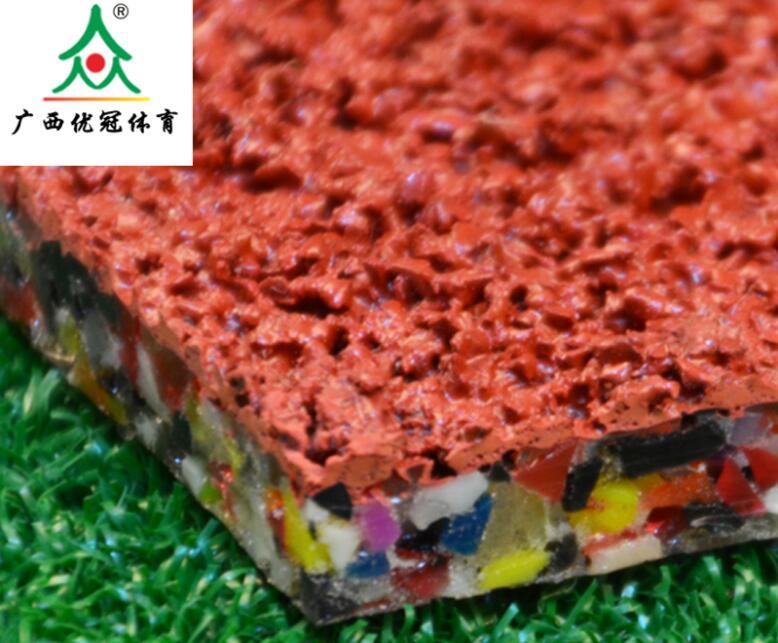 贵州田径场地施工厂家,供应贵州划算的塑胶跑道