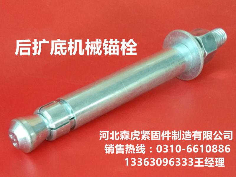 好用的后扩底机械锚栓/后扩底机械锚栓价格/后扩底机械锚栓厂家